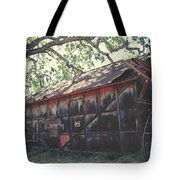 The Day Things Fell Apart Tote Bag