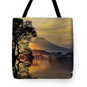 The Days Blank Slate Tote Bag by Chris Armytage