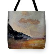 The Day's Glow Tote Bag