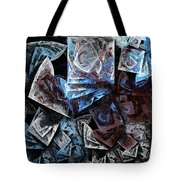 The Days Of My Life Tote Bag