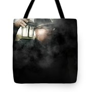 The Dead Of Night Tote Bag