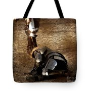 The Death Of Colgrin Tote Bag