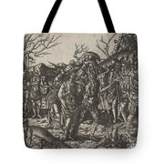 The Death Of Virginia Tote Bag