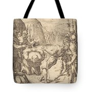 The Decapitated Tote Bag