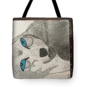 The Deceiving Wolf  Tote Bag