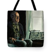 The Decision Tote Bag
