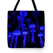 The Deep Blue Sea Tote Bag