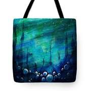 The Deep Places Tote Bag