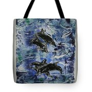 The Deep Sea Tote Bag
