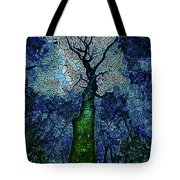 The Deep Wood Tote Bag