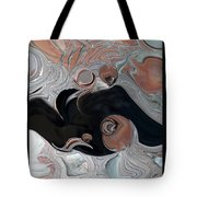 The Deeper Structure Tote Bag
