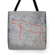 The Deer Tote Bag