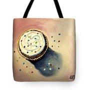The Delightful Cupcake Tote Bag