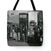 The Delivery Company Tote Bag