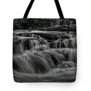 The Dells Of The Eau Claire Panoramic Tote Bag