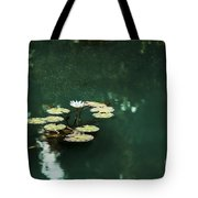 The Depths Of Lily Tote Bag
