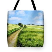 The Derbyshire Dales Tote Bag