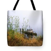 The Derelict Mary D. Hume Tote Bag