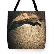The Desert Burial Tote Bag