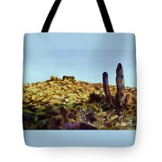 The Desert Place Tote Bag