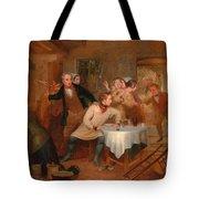 The Deserter's Home Tote Bag