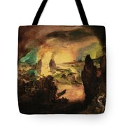 The Destruction Tote Bag