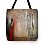 The Devine Messenger Tote Bag