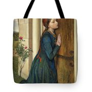 The Devout Childhood Of Saint Elizabeth Of Hungary, 1852 Tote Bag