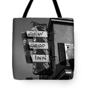 The Dew Drop Inn Tote Bag