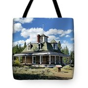 The Dexter Cabin Tote Bag