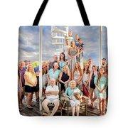 The Dezzutti Family Tote Bag