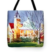 The Diamond In October Tote Bag