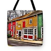 The Diamondback Tavern Of Ellicott City Tote Bag