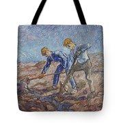 The Diggers Tote Bag