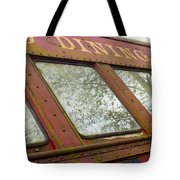 The Dining Car Tote Bag