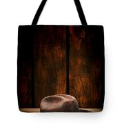 The Dirty Brown Hat Tote Bag
