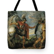 The Dismissal Of The Lictors Tote Bag