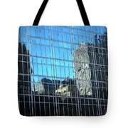 The Distortions, New York Tote Bag