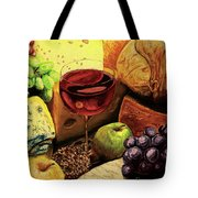 The Divine Meal Tote Bag