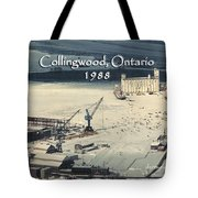 The Dock - Revisited Tote Bag