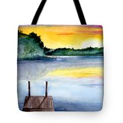The Dock Tote Bag