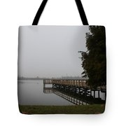 The Dock Tote Bag by Michael Tesar