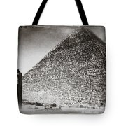 The Doctor Travels Tote Bag