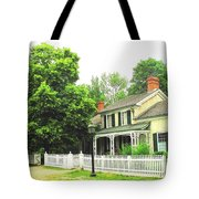 The Doctors House Tote Bag