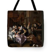 The Doctor's Visit Tote Bag