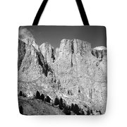 The Dolomites Tote Bag