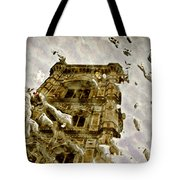 The Dome In The Puddle Tote Bag