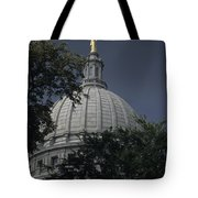 The Dome Of The Capitol Building Tote Bag