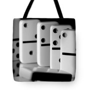 The Domino Effect Tote Bag