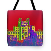 The Don Art Deco Tote Bag